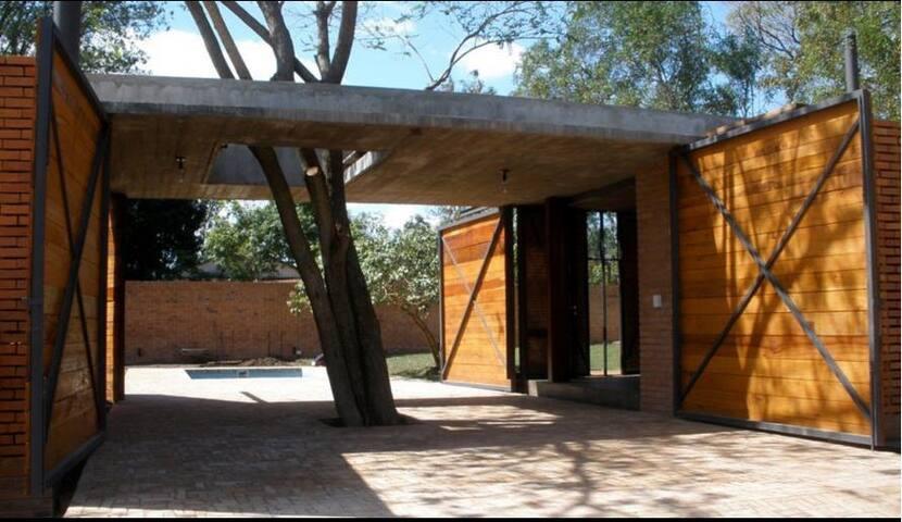 La Casa del Pescador,  Villa Florida, Paraguay