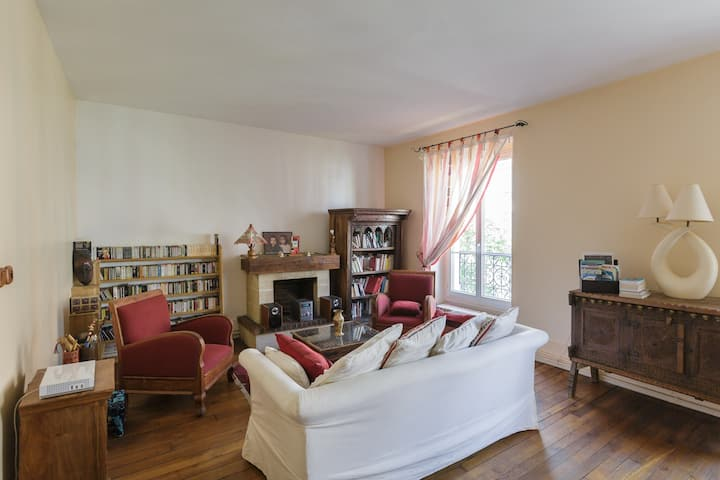 Quiet and lovely apartment! Welcome