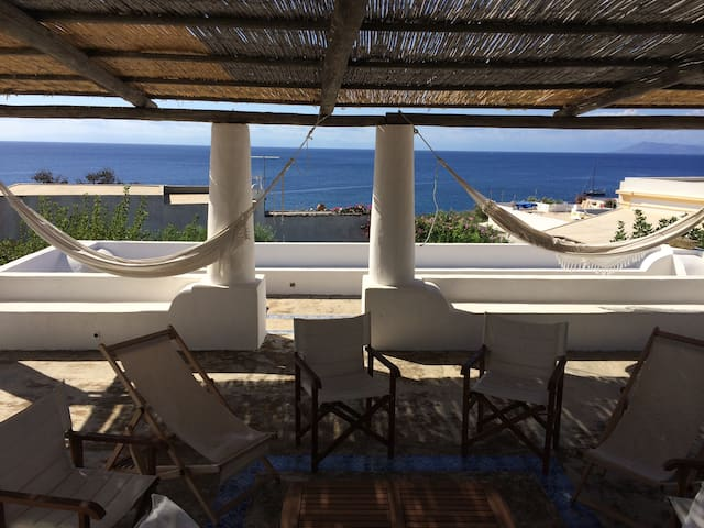 Panarea Dream house 3 bedrooms 6 pax