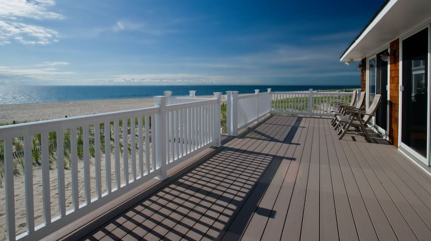 Beach Front House with Spectacular Views - Point Pleasant Beach