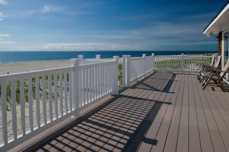 Beach Front House with Spectacular Views - Point Pleasant Beach - Σπίτι