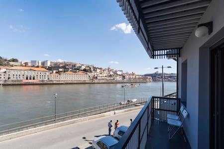 Excellent view to river & Porto - Vila Nova de Gaia