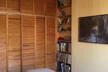 Chambre agréable dans maison époque Art Déco