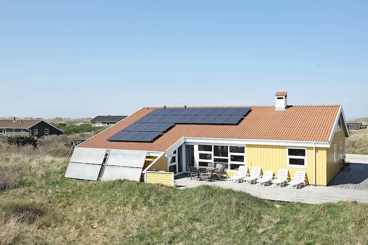 Charming Holiday Home in Hjørring Jutland Near the Sea