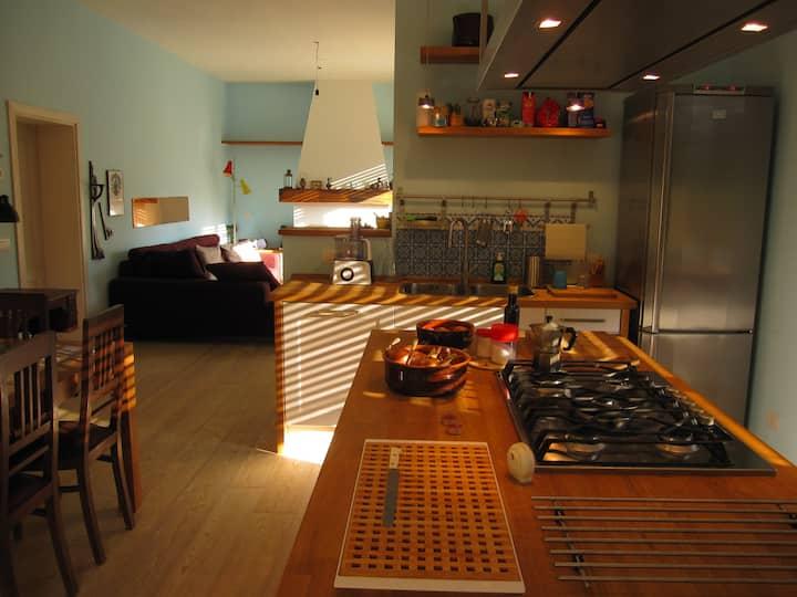 Sarteano (SI)  Cottage vintage, 50s