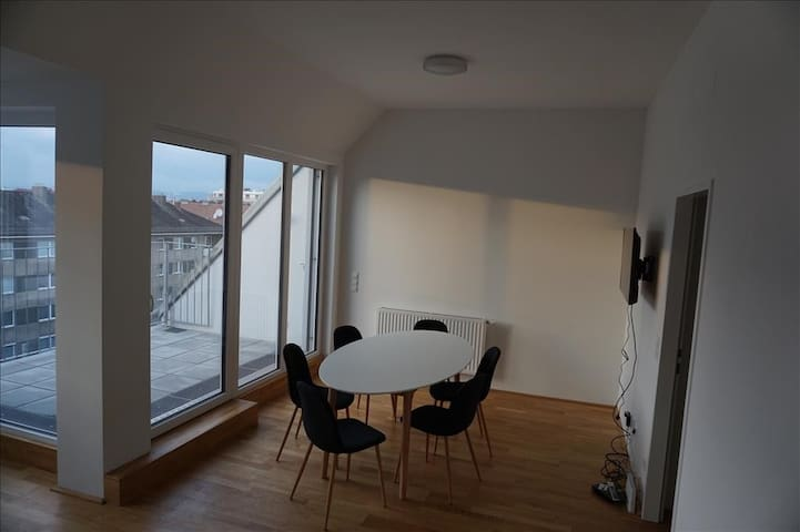 4 Beds and More Vienna Apartments for 8 guests