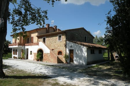 Il cascinale di Alex - Fauglia, Pisa - Rumah