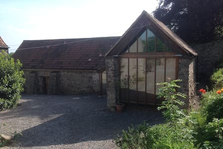 The Dairy.  A wonderful cottage  - Tytherington - Huis