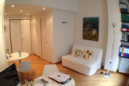 AMAZING STUDIO IN XX SETTEMBRE STR. - Genoa - Apartment