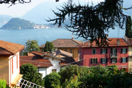 Casa Lisa wonderful view lake and mountaines ,Wifi - Menaggio
