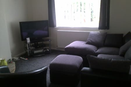 Spacious 3 bed semi detached house, with wifi - Newcastle upon Tyne - Rumah