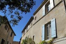 La maison du 18ième siècle