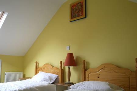 Bright 2 Bed Attic with Parking  - Cork