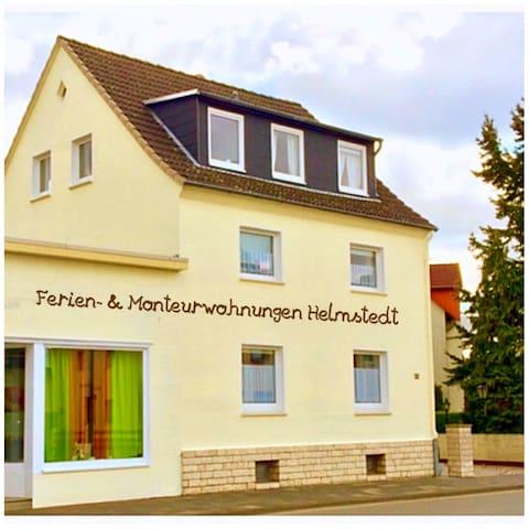 2mal FeWo TW mit je 2 Duschbäder/WC - Helmstedt - Kondominium