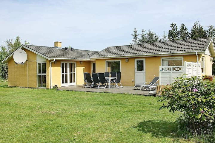 4 star holiday home in Jerup