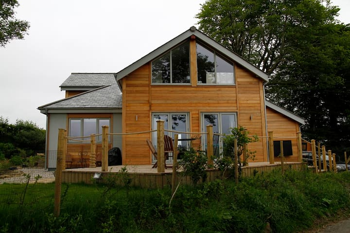 Award Winning Contempory Home B&B Haytor Dartmoor - Devon - Wikt i opierunek