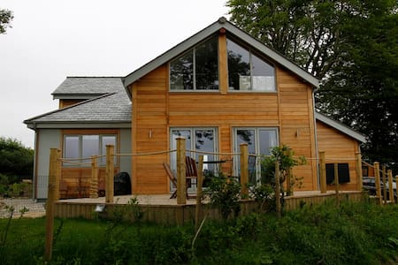 Award Winning Contempory Home B&B Haytor Dartmoor - Devon - Oda + Kahvaltı