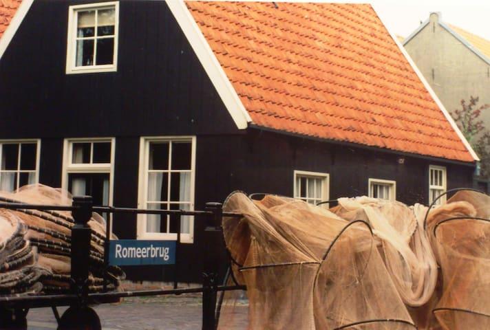 't Vissershuis  Enkhuizen