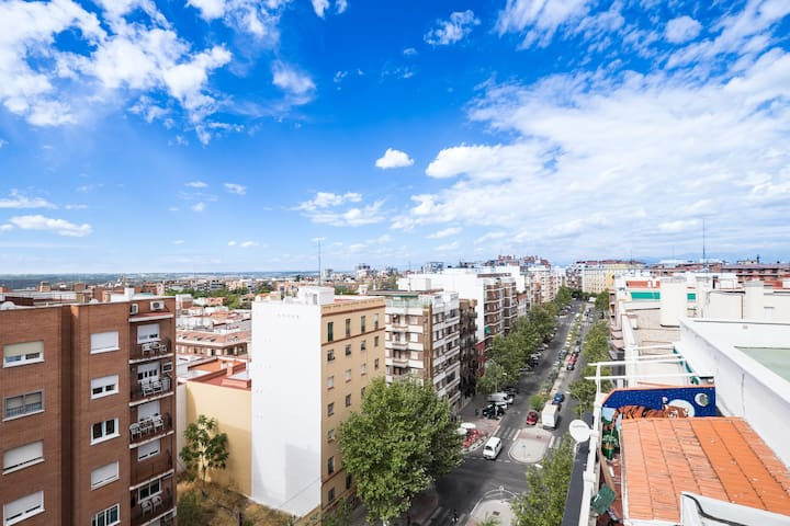 Airbnb Bellas Vistas Madrid Vacation Rentals Places