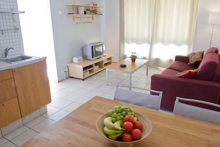 Cosy apartments for up to 3  people - Hveragerði