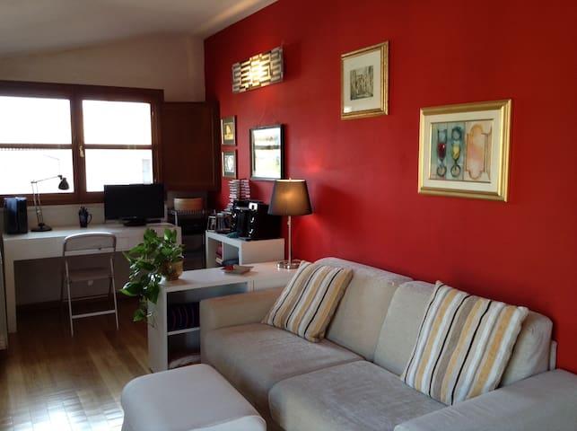Appartamento nel cuore del Chianti - Castellina Scalo