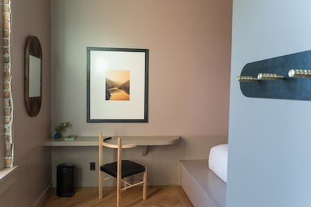 The Jennings Hotel #1 – Shared Bath –Self Check-in