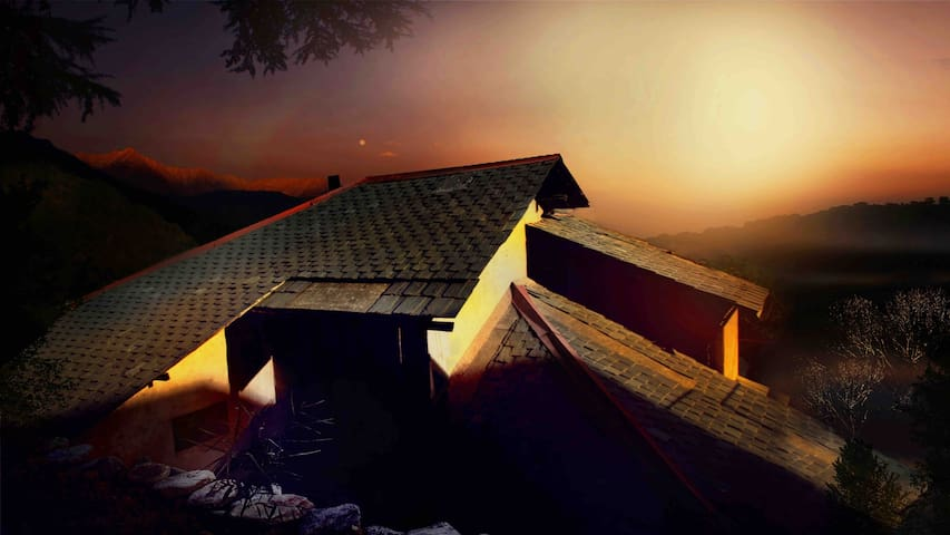 Forktail Villa - Organic Homestay in Dharamshala