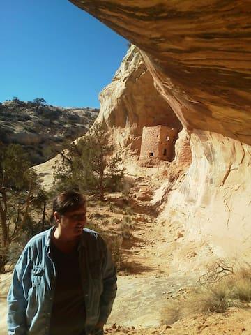 Plenty of archaeological sites