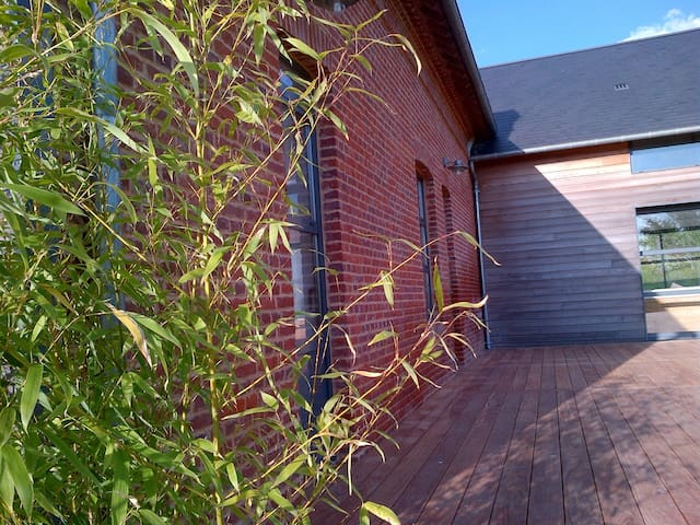 Le Pays d'Auge selon Marcelin - Livarot - House