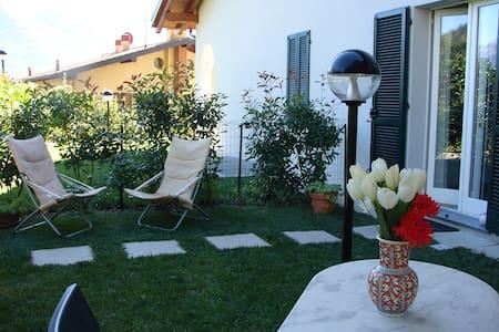 Nice Villa.Garden.Pool.Lake view  - Lenno