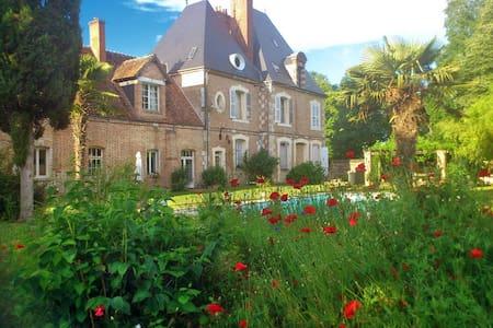 Chateau Le Brun - Brinon-sur-Sauldre