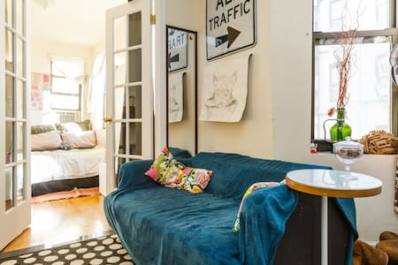 Personal Lower East Side Bedroom