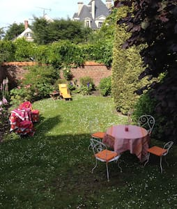 Between city center and forest - Compiègne - Bed & Breakfast