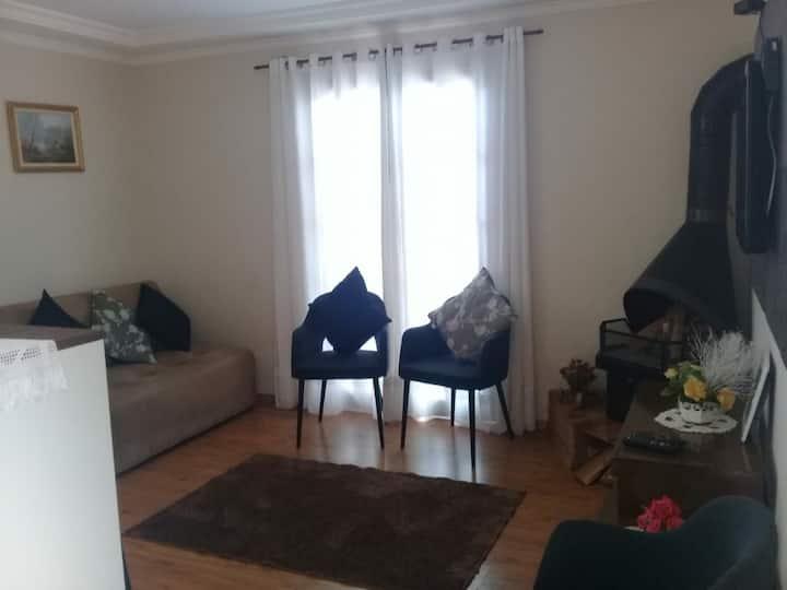 Casa Confortável II (com lareira)