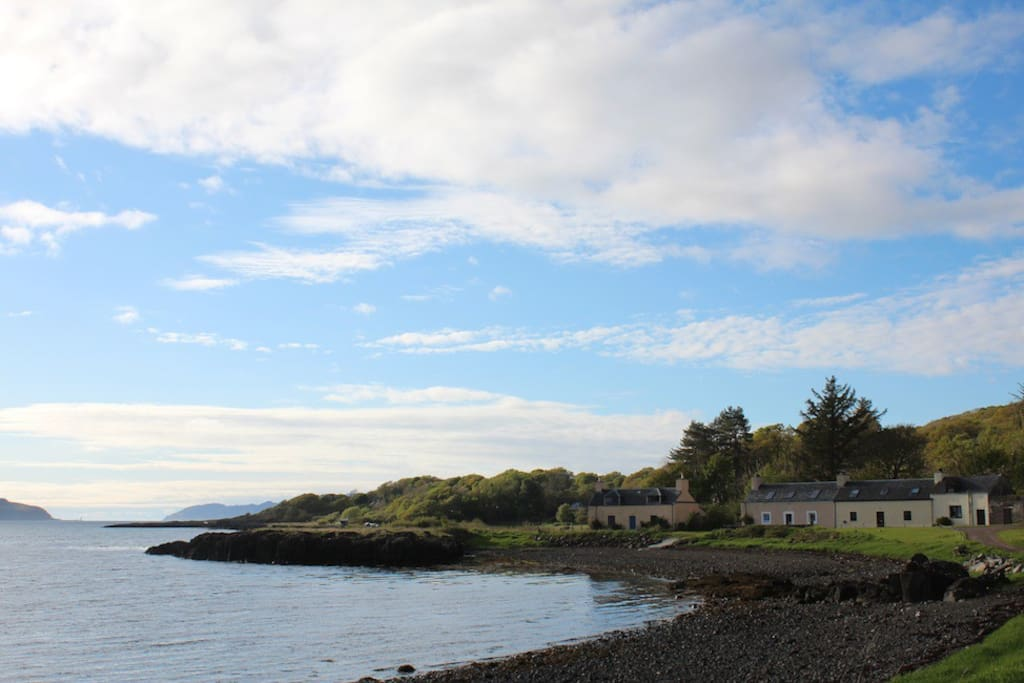 View of Bunavuillin