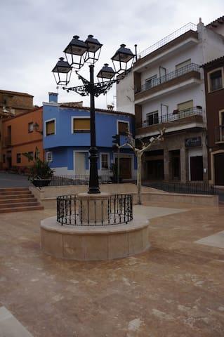 Lliber plaza