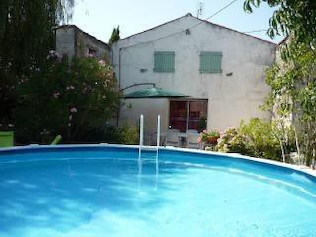 Maison charentaise de charme - Rioux - บ้าน