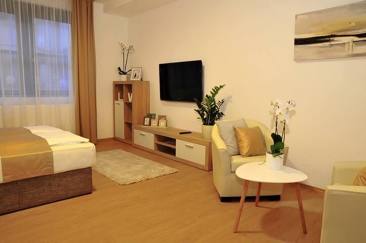myHome aparthotel - Hévíz - Apartment