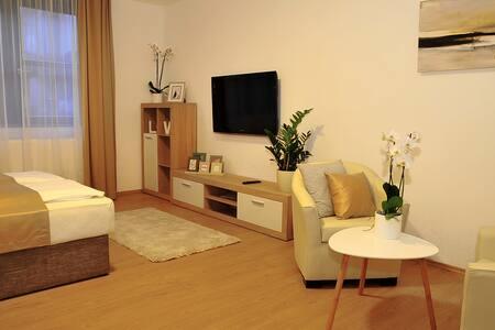myHome aparthotel - Hévíz