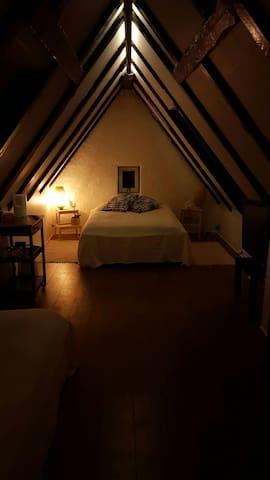 Stort hyggeligt værelse - Aalborg