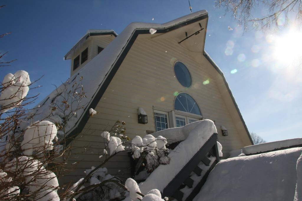 The Barn: A cozy winter retreat