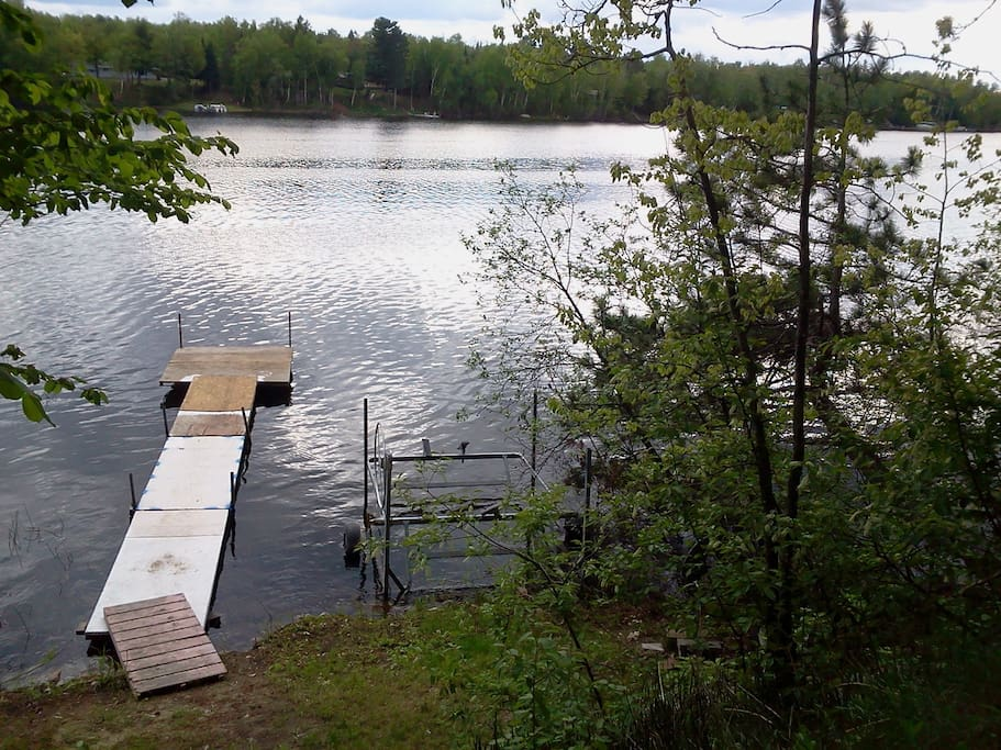 dock,homemade