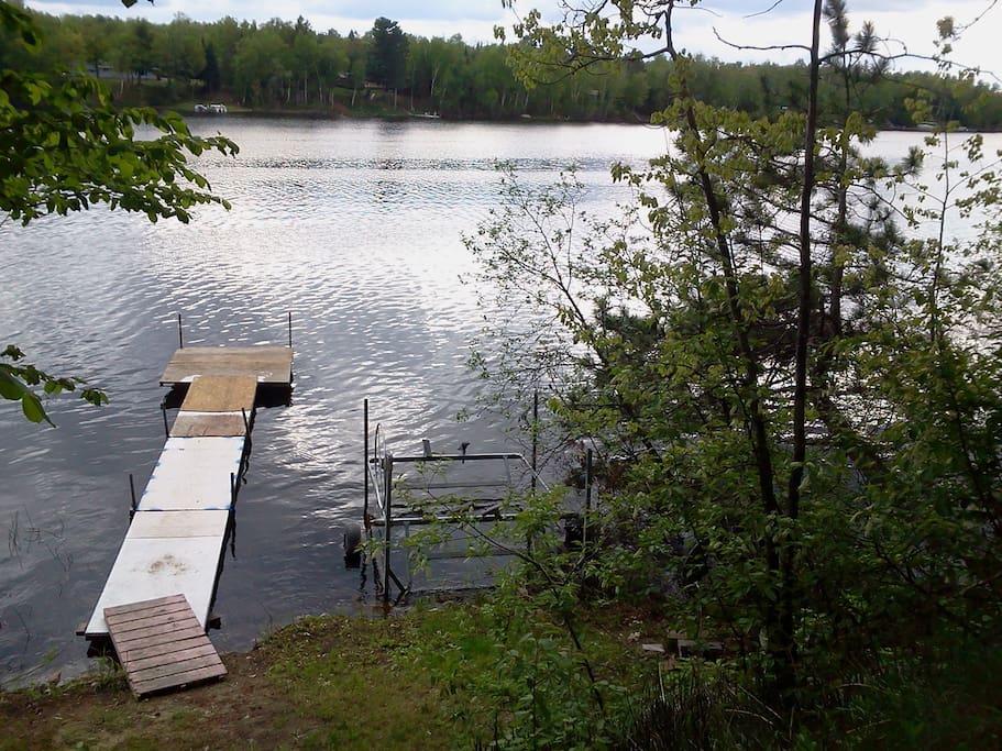 dock,homemade