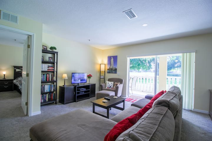 *NO GUEST SERVICE FEE* Condominium at Lakeside Golf & CC - unit 104