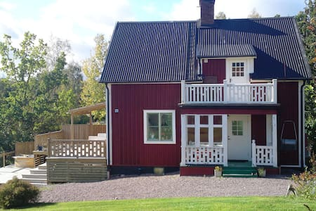 Charming house with sea view - Hedemora