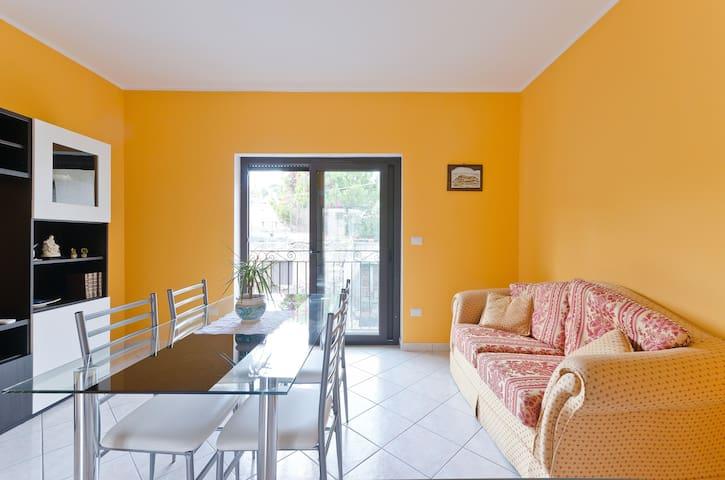 "Appartamento ""A 2 passi da Taormina - Calatabiano"