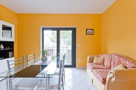 """Appartamento """"A 2 passi da Taormina - Calatabiano - Leilighet"""