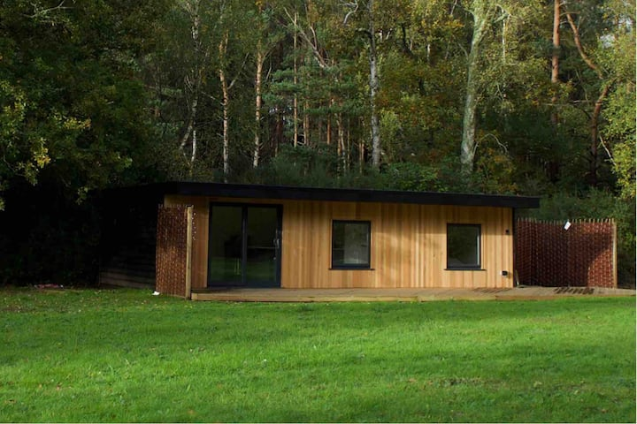 Cedar Lodge in the heart of the New Forest