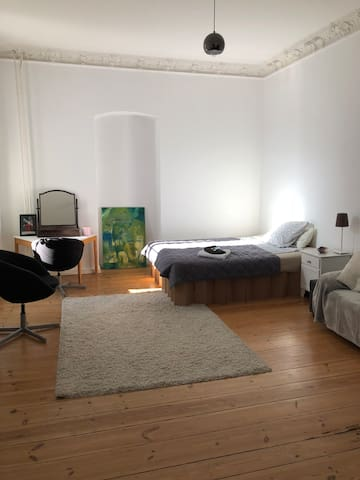 your cosy room in Kreuzberg