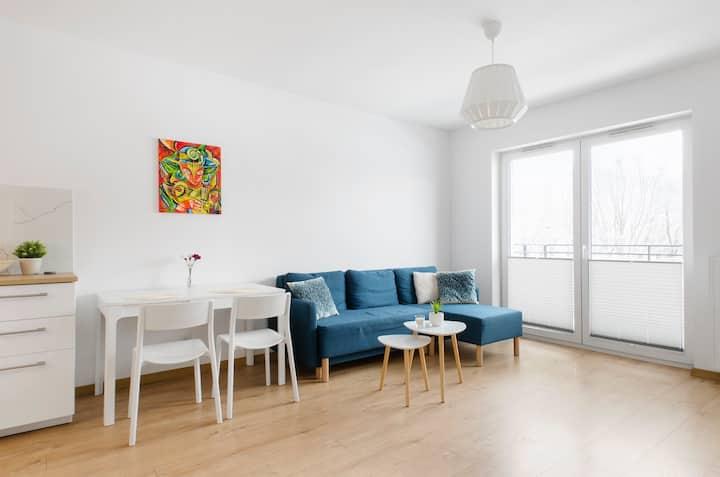 GoldAparts - Gdańska apartament